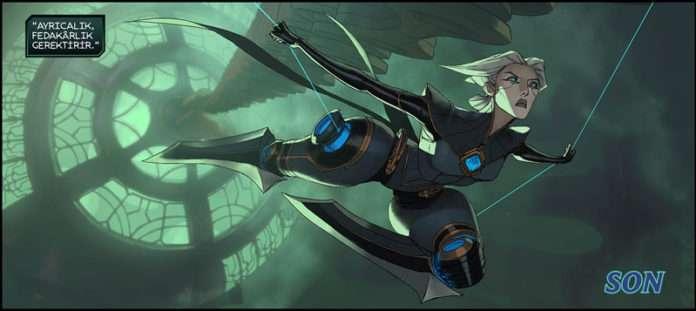 Riot Games belirli zamanlarda oyuna yeni şampiyonlar ekliyor.