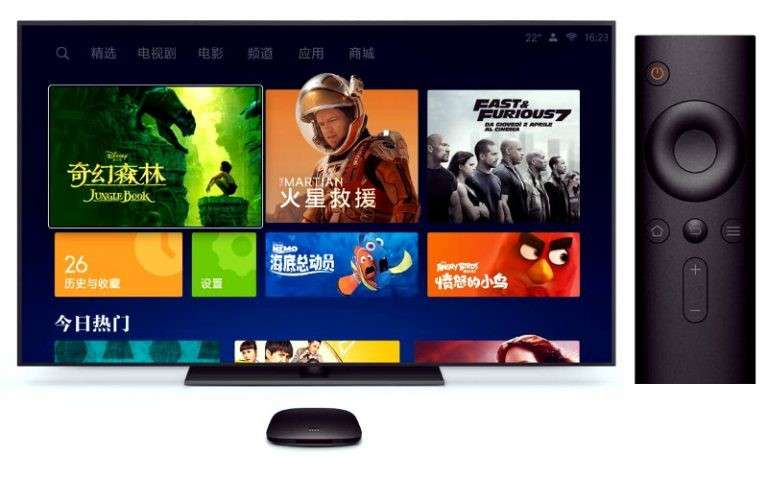 Xiaomi, bugün 4K video oynatabilen Mi Box 3c ve 3s akıllı TV'sini tanıttı.