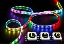 LED'ler yarı iletken malzemelerdir. Ana maddeleri silikondur.