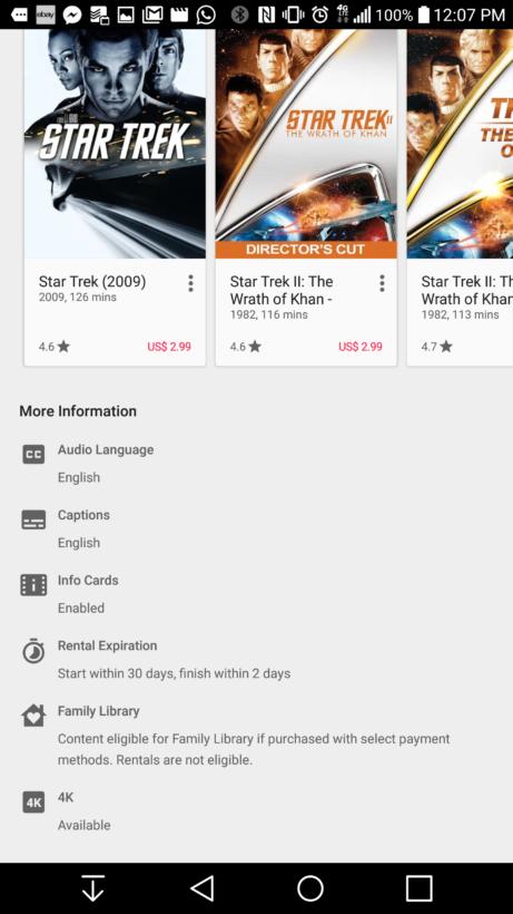 Google Play Store 4K içeren bir tanıtıma hazırlanıyor.