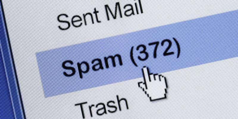 Siz istemediğiniz takdirde size gelen her türlü posta spam sayılır.