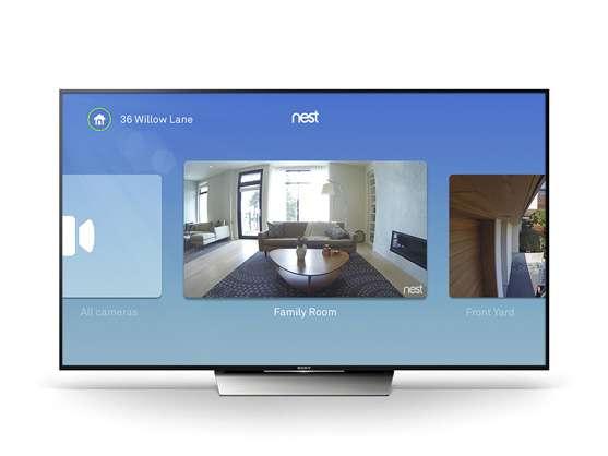 Nest Cam ile artık kamera görüntülerinizi Android TV'nizde görebileceksiniz