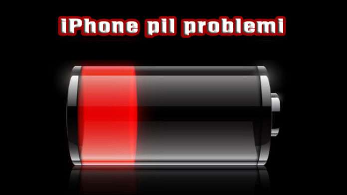 Bazı iPhone modellerinde pil belli bir yüzdenin altına düştüğünde kapanıyor