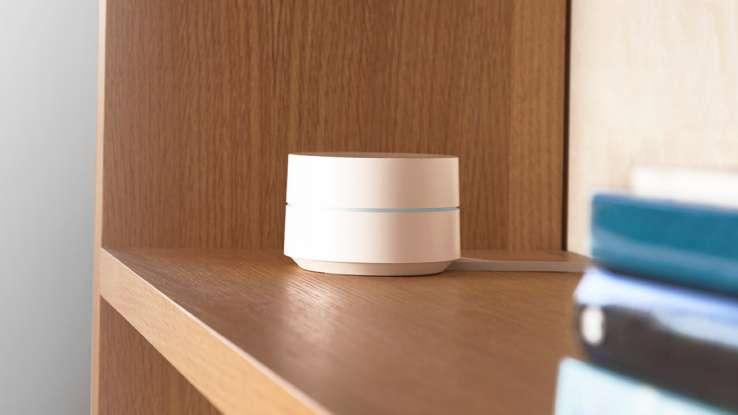 Google'ın Wifi yönlendiricisi artık ön sipariş için hazır