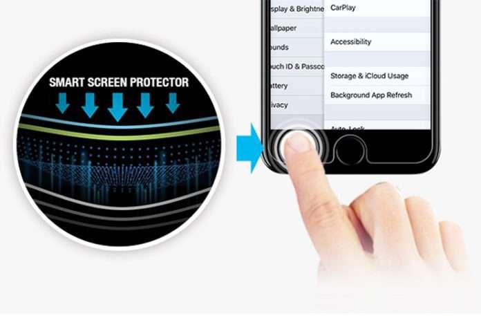 Halo Back, iPhone için ilk akıllı ekran koruyucusu