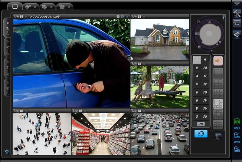 IP kameralar sayesinde görüntüleri her yerden seyredebiliyoruz.