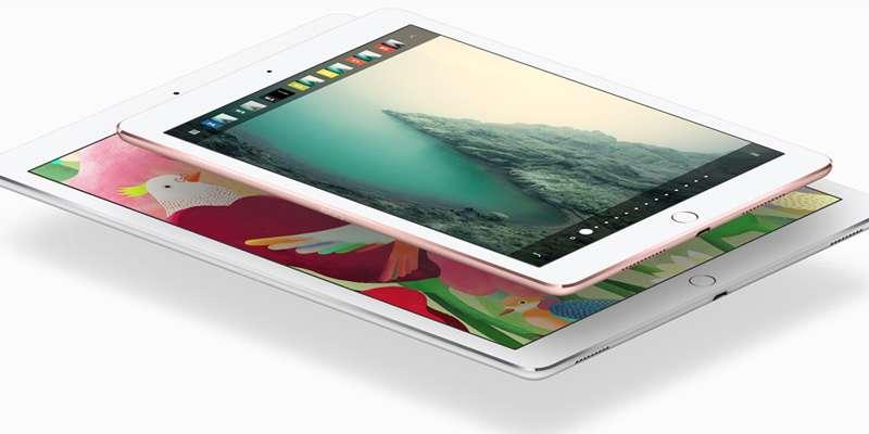 Apple'ın tedarik zinciri 10.5 inç iPad Pro iddialarını doğruluyor.
