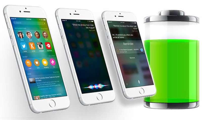 Batarya problemi yaşayan IPhone 6S ücretsiz değiştirilecek.