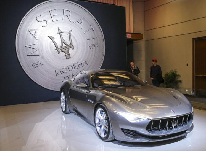 Maserati ilk elektrikli arabasını 2020'de satmaya başlayabileceğini söyledi.