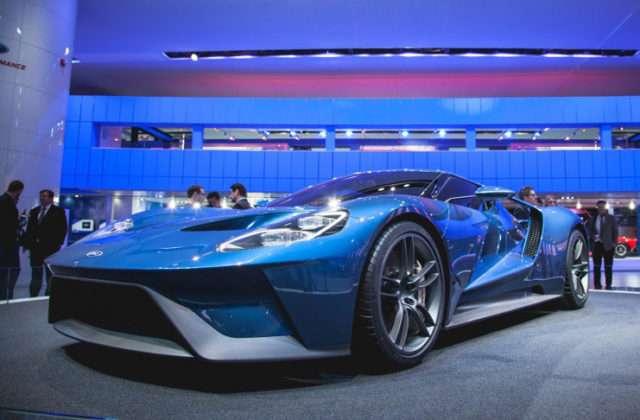 Ford GT, 630 beygir gücü almanıza imkan sağlayacak