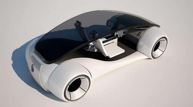 Apple şirketi araç üretse, uçuş modu nasıl olurdu sizce?