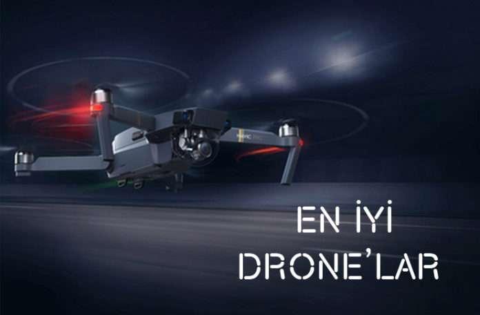 2016'nın en iyi drone'ları: DJI Mavic Pro, Parrot Disco ve daha fazlası