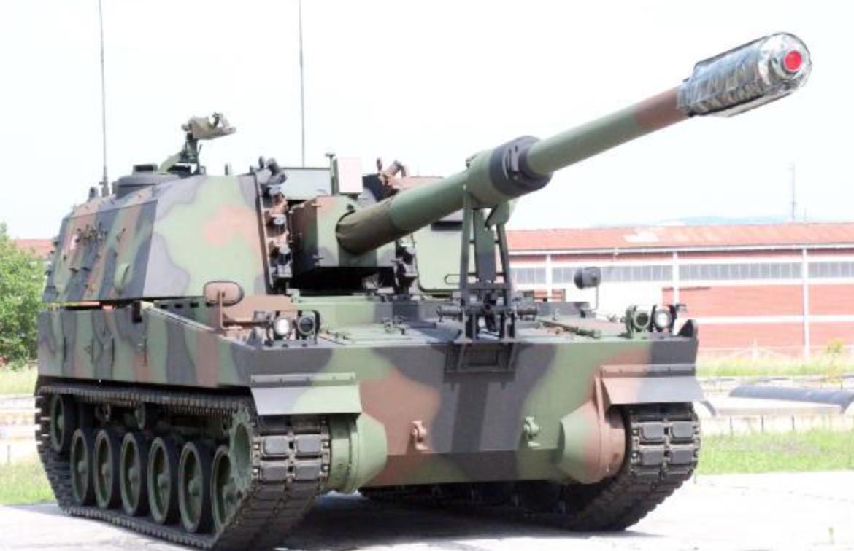 T-155 Fırtına obüsü