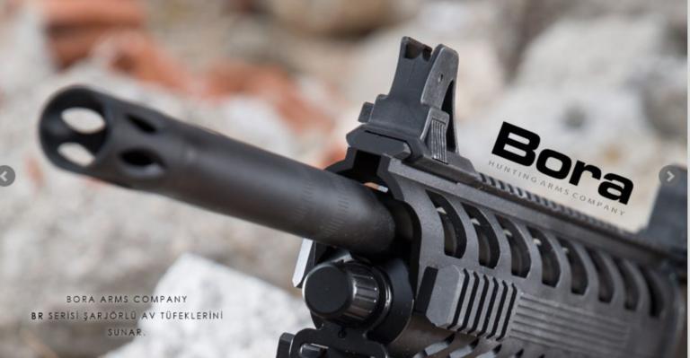 Bora br 99 Türkiye'nin en çok konuşulan av tüfeği