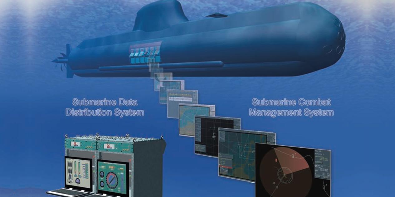 Deniz Altı Torpido Atış Sistemi