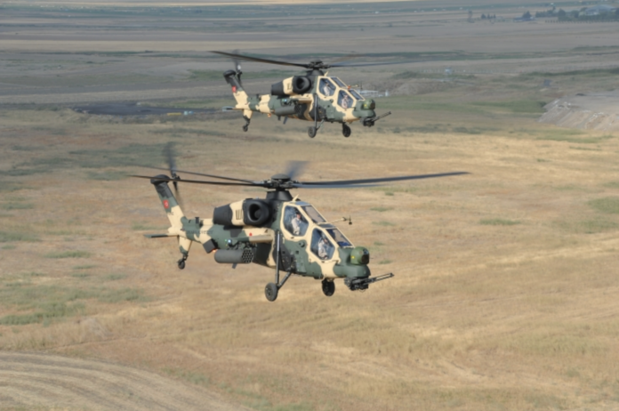 T129 ATAK Taarruz Helikopteri