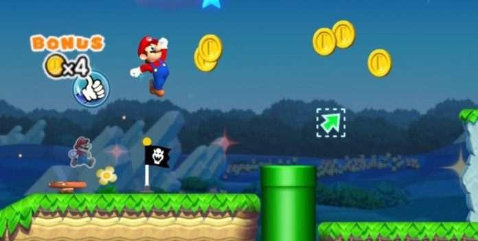 Super Mario Run, Pokemon'u birinci gününde geçmeyi başardı