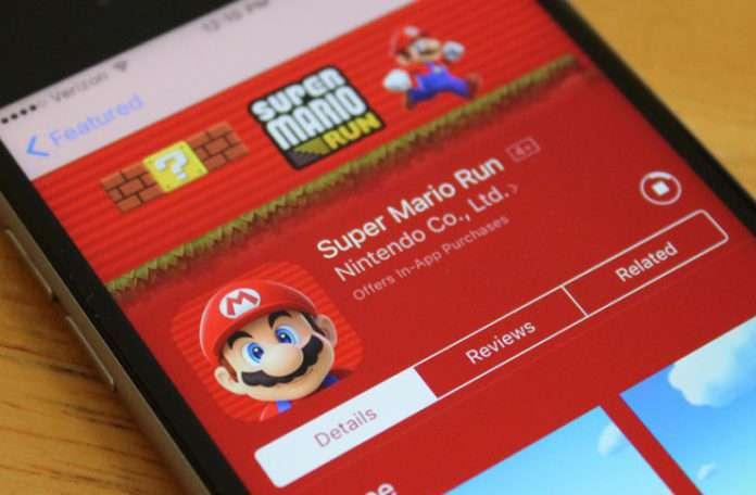 Süper Mario Run piyasaya girer girmez çok fazla ilgi gördü