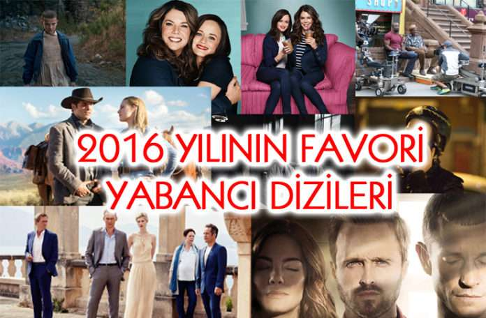 2016 yılında en çok izlenen yabancı dizilere göz atalım