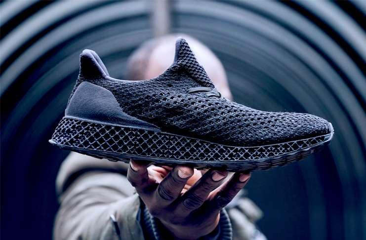 Adidas sınırlı sayıdaki 3D baskılı ayakkabısını satışa sunuyor