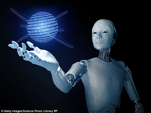 Bridgewater, çalışanlarına ne yapmaları gerektiğini söyleyecek bir robot yapıyor