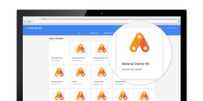 App Maker artık kullanıcıların hizmetinde