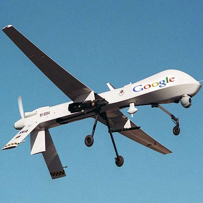 Haritalandırılma kullanılan google drone