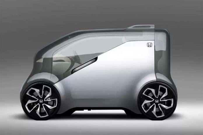 Dünyanın ilk yapay zekalı aracı Honda NeuV görücüye çıkıyor
