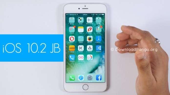 Pangu, iOS 10.2 jailbreak aracını yayınladığını duyurdu.