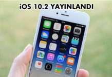 iOS 10.2 güncellemesi ile birlikte gelen yenilikler neler?