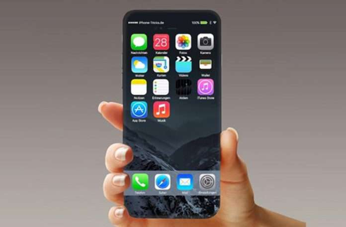 Apple iPhone 8, plastik, kavisli ve OLED ekranlı olacak