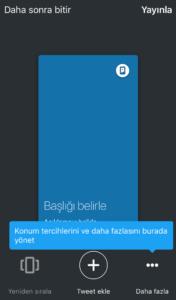 Twitter mobil kullanıcılar icin Moments (Anlar) özelliğini açtı