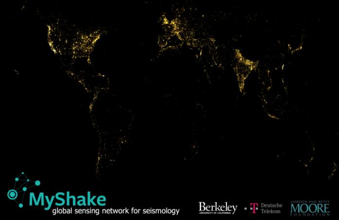 Deprem tahmininde kullanılan Android uygulama