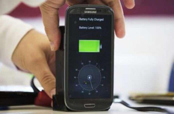 Nano enerji ile bir hafta cep telefonunu şarj etmek zorunda kalmayacağız