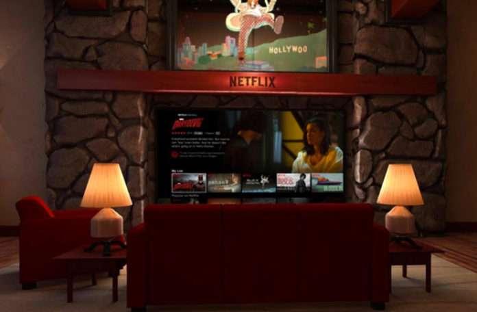 Netflix uygulaması, Google Daydream VR gözlüklerinde