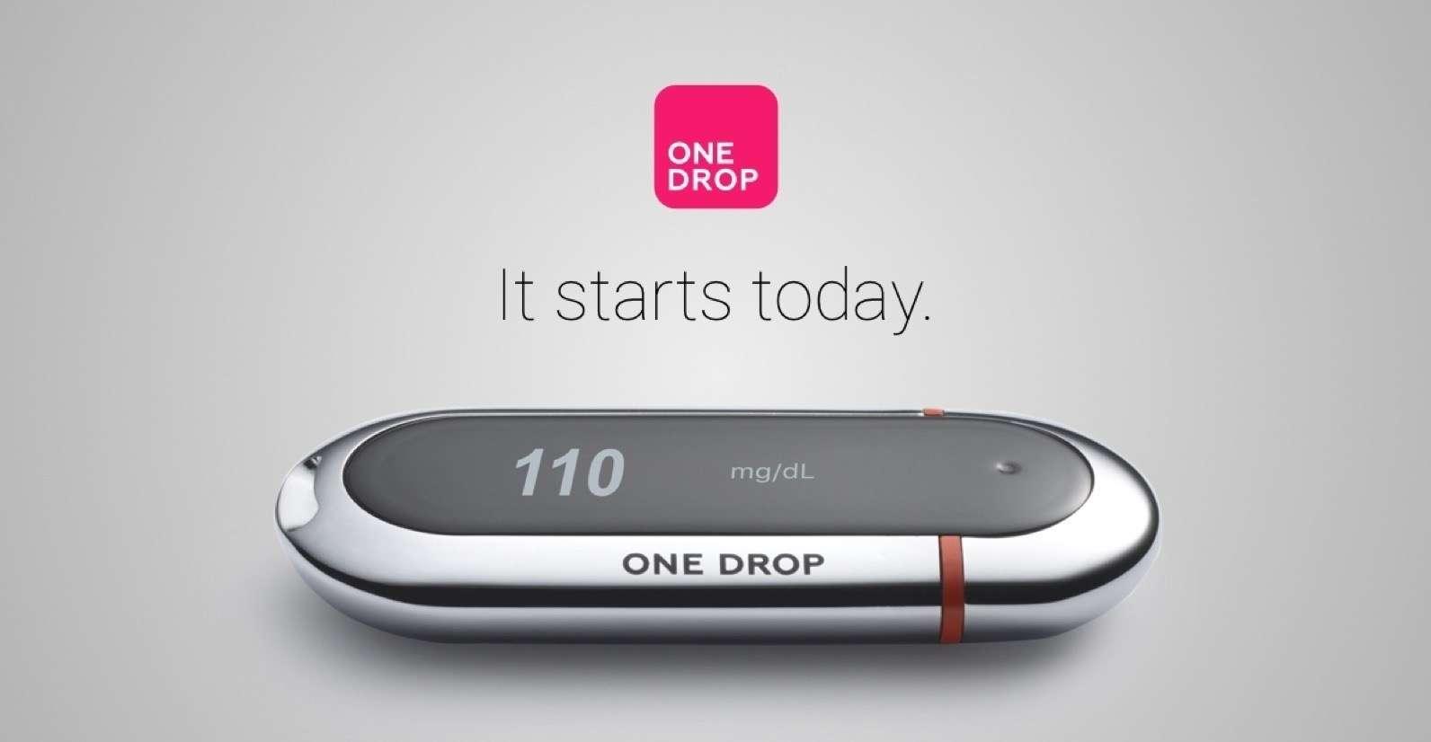 OneDrop firmasının yeni diabet takip cihazı yakında kullanımda olacak.
