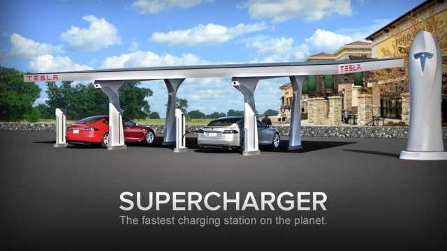 Tesla, yeni Süper Dolum İstasyonları Ağı projesini sunmaktan gurur duyar