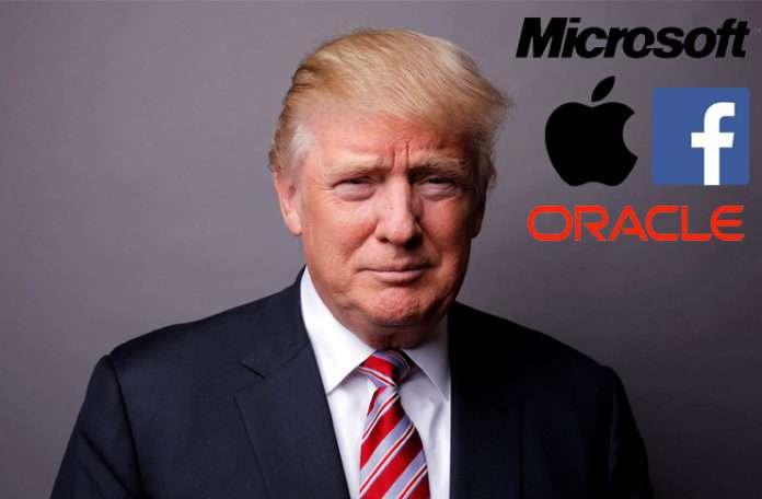 Trump ve teknoloji firmaları New York'da biraraya gelecekler