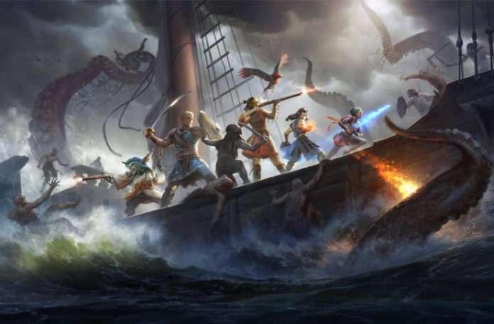 Obsidian, RPG'yi yapmak için 1.1 milyon dolarlık sermaye arayışında