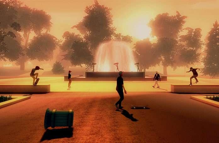 Skate City isimli yapım Alto's Adventure ile Olli Olli arasında bir oyuna benzeyecek