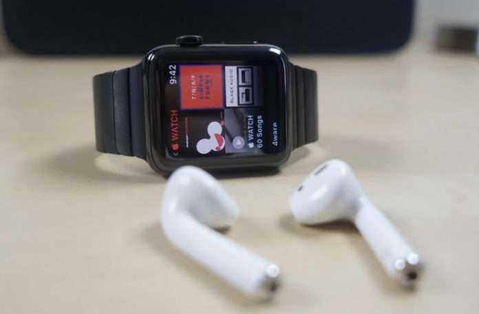 Artık iPhone'unuz yanınızda olmasa bile Apple Watch ile müzik dinleyebilirsiniz