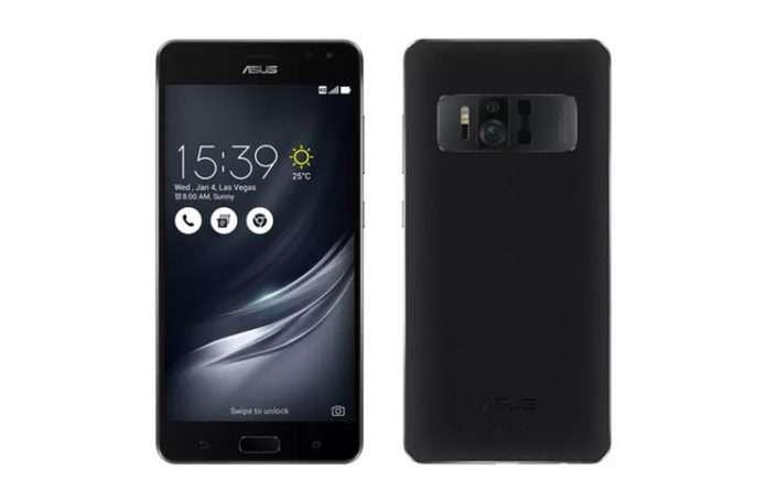 Qualcomm yanlışlıkla Asus ZenFone AR'yi erken duyurdu