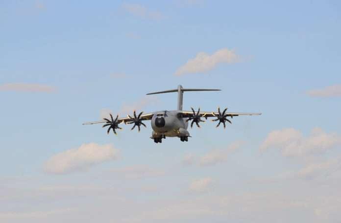 A400M Nakliye Uçağı