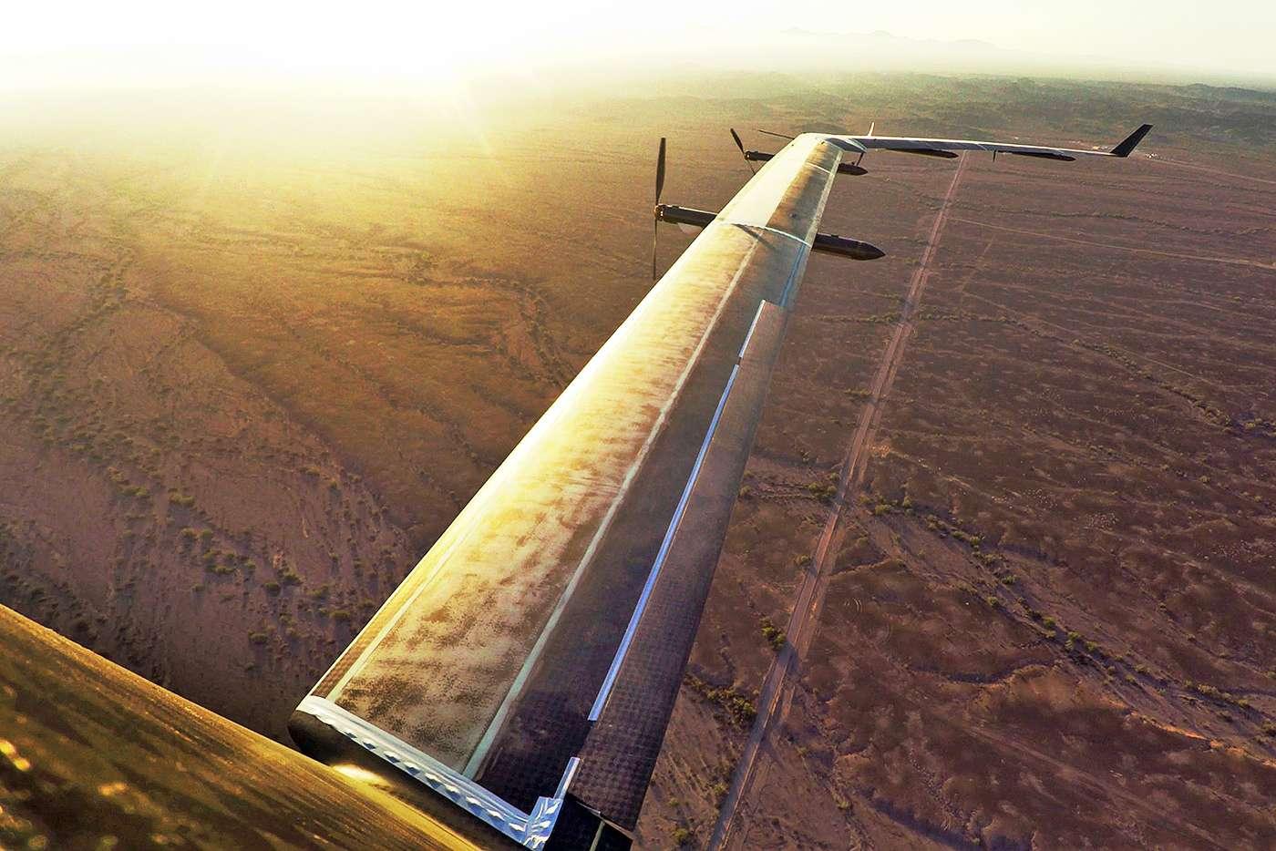 Facebook, güneş enerjisi ile çalışan internet sağlayıcı insansız hava araçları hedefliyor