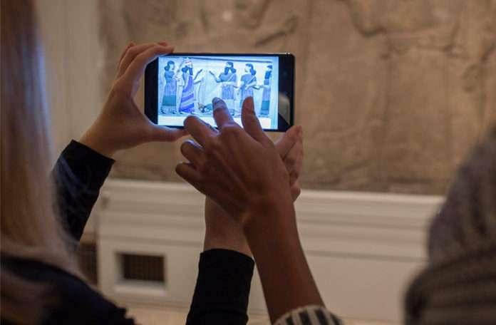 Bu teknoloji Detroit Sanat kurumu ve diğer müzelerde tanıtılacak