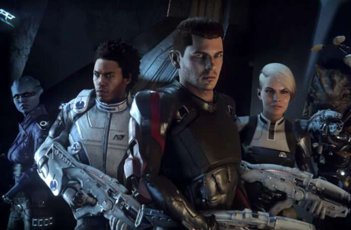 Çok beklenen Mass Effect Andromedia'nın yeni fragmanı çıktı