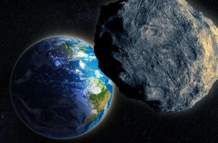 NASA dünya'mıza yaklaşan bu göktaşını son 2 gün kala farkedebildi