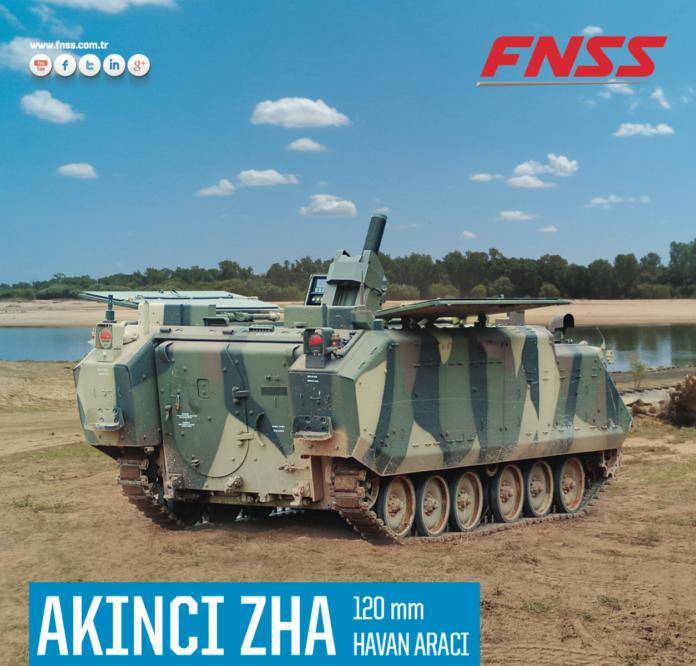 AKINCI ZHA120 FNSS