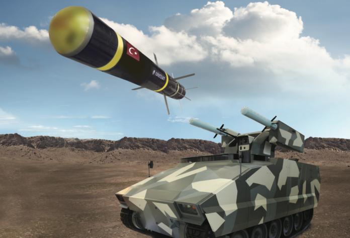 OMTAS Anti-Tank Füzesi