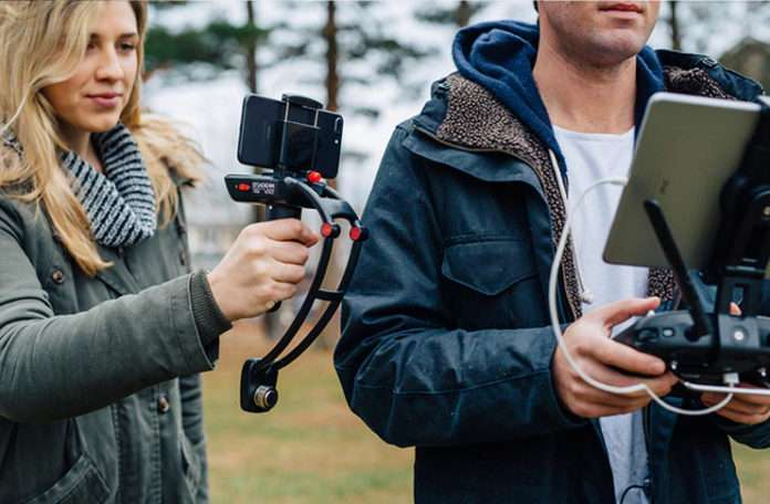 Steadicam Volt ile artık daha profesyonel videolar çekebileceksiniz